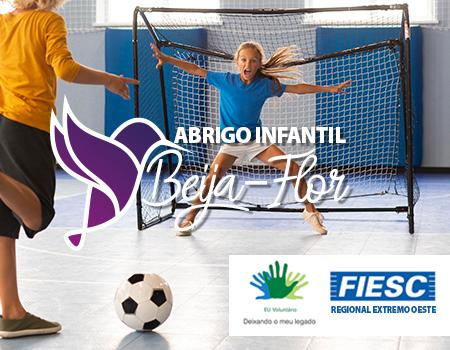 Abrigo Infantil Beija-Flor